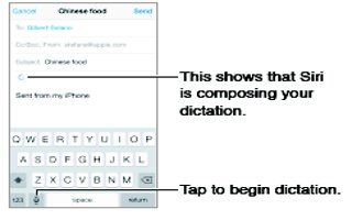 How To Dictate - iPhone 5S