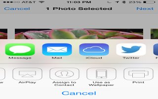 How To Print With Airprint - iPhone 5S