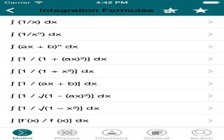 How To Read Math Equations - iPhone 5S