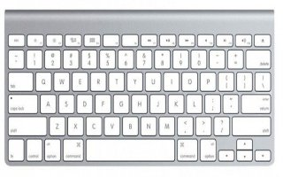 How To Use An Apple Wireless Keyboard - iPhone 5C