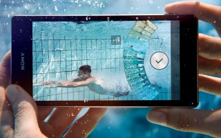 How To Use Screen mirroring - Sony Xperia Z1