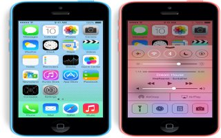 How To Use Compass App - iPhone 5C