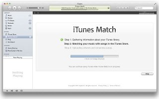 How To Use iTunes Match - iPad Air