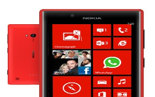 How To Lock - Nokia Lumia 720