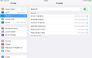How To Use VoiceOver With Apple Wireless Keyboard - iPad Air