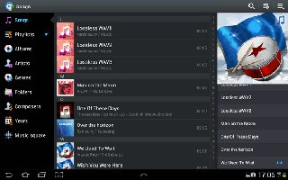 How To Use Playlists In Music Player - Samsung Galaxy Tab 3