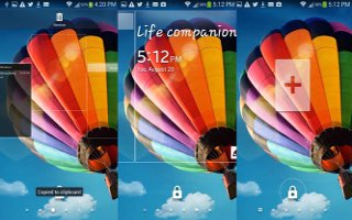 How To Use Lock Screen - Samsung Galaxy S4
