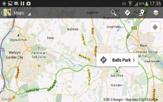 How To Configure Maps  - Samsung Galaxy Note 3