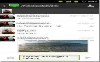 How To Use Messenger - Samsung Galaxy Note 3