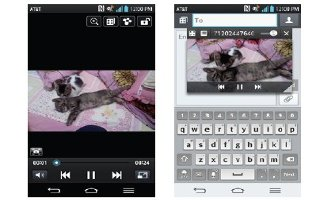 How To Use QSlide App - LG G2
