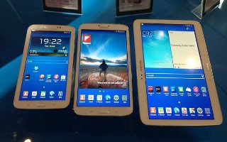 How To Use Download App - Samsung Galaxy Tab 3