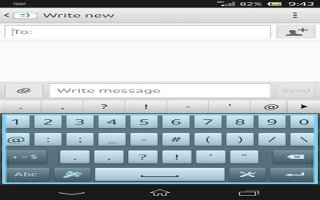 How To  Use Message Options - Sony Xperia Z Ultra