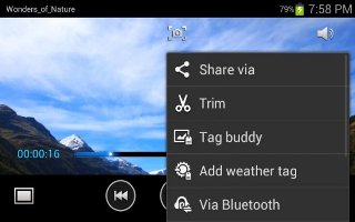 How To Configure Video Player - Samsung  Galaxy Note 3