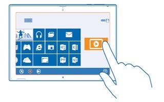 How To Use Memory And Storage - Nokia Lumia 2520