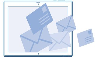 How To Use Email - Nokia Lumia 2520