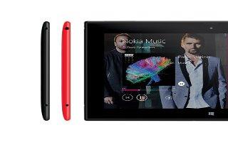 How To Write Note - Nokia Lumia 2520
