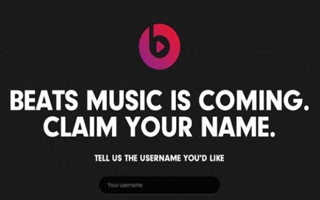 Beats Music Launch On January 21st