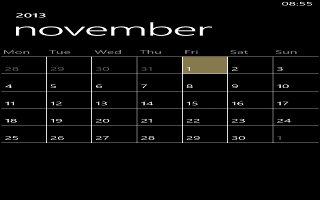 How To Use Calendar - Nokia Lumia 2520