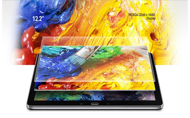 Samsung Galaxy Note Pro Now Available To Pre-order In UK For £649