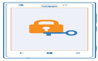 How To Use Security Settings - Nokia Lumia 1520