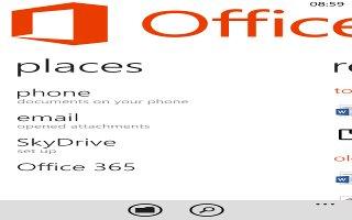 How To Use SkyDrive - Nokia Lumia 928