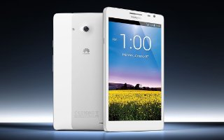How To Use Clock - Huawei Ascend Mate