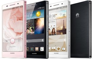 How To Create Email Account - Huawei Ascend P6