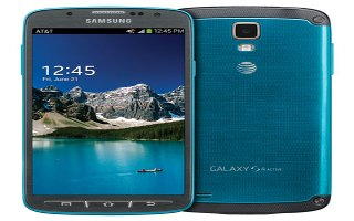 How To Use Contacts - Samsung Galaxy S4 Active