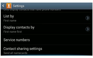 How To Use Service Dialing Numbers - Samsung Galaxy S4 Active