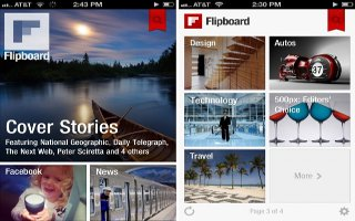 How To Configure Flipboard - Samsung Galaxy S4 Active