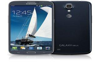 How To Use Samsung Hub Notices - Samsung Galaxy Mega
