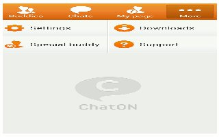 How To Use ChatON - Samsung Galaxy Mega