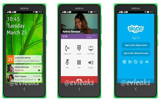Nokia To Unveil Android Phone