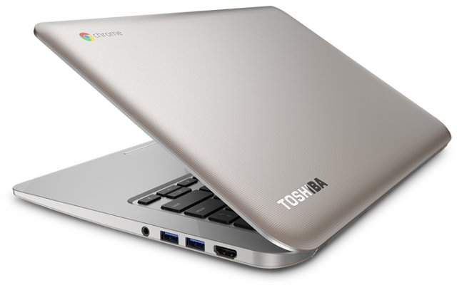 Toshiba Released Chromebook In US And UK