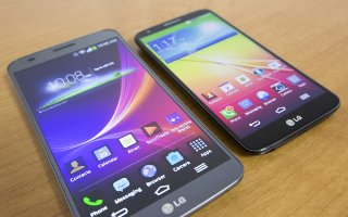 How To Use Messages - LG G Flex
