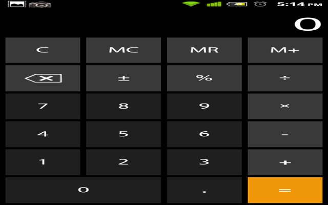 How To Use Calculator - LG G Flex