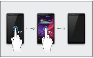 How To Use Gestures - LG G Flex