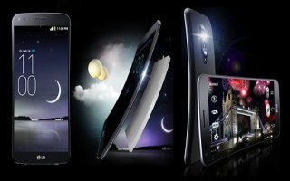How To Use Gallery - LG G Flex