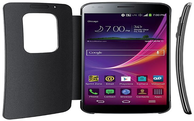 How To Use Play Store - LG G Flex