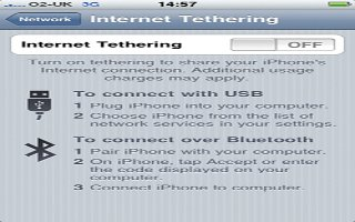 How To Use Bluetooth Tethering - LG G FLex