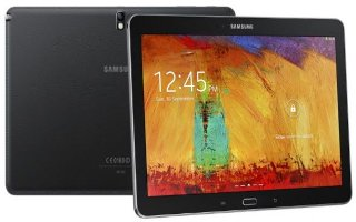 How To Switch Between Email Accounts - Samsung Galaxy Note Pro