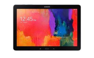 How To Create Folders - Samsung Galaxy Tab Pro