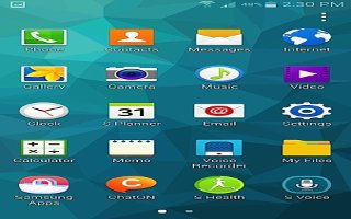 How To Use Gallery - Samsung Galaxy S5