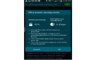 How To Improve Battery Life - Samsung Galaxy S5