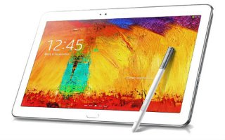How To Configure About Device - Samsung Galaxy Note Pro