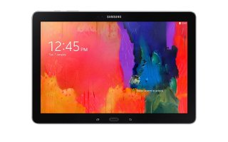 How To View About Device - Samsung Galaxy Tab Pro