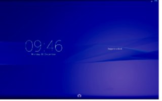 How To Lock And Unlock - Sony Xperia Z2 Tablet