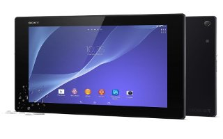 How To Enter Text Using Voice Input - Sony Xperia Z2 Tablet