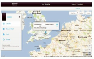 How To Find Tablet - Sony Xperia Z2 Tablet