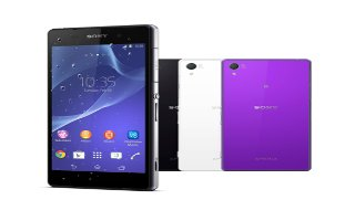 How To Use Email Account Settings - Sony Xperia Z2